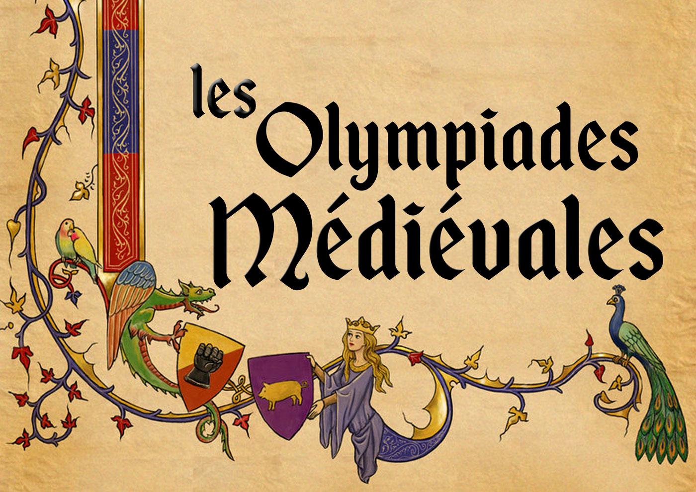 Les olympiades médiévales