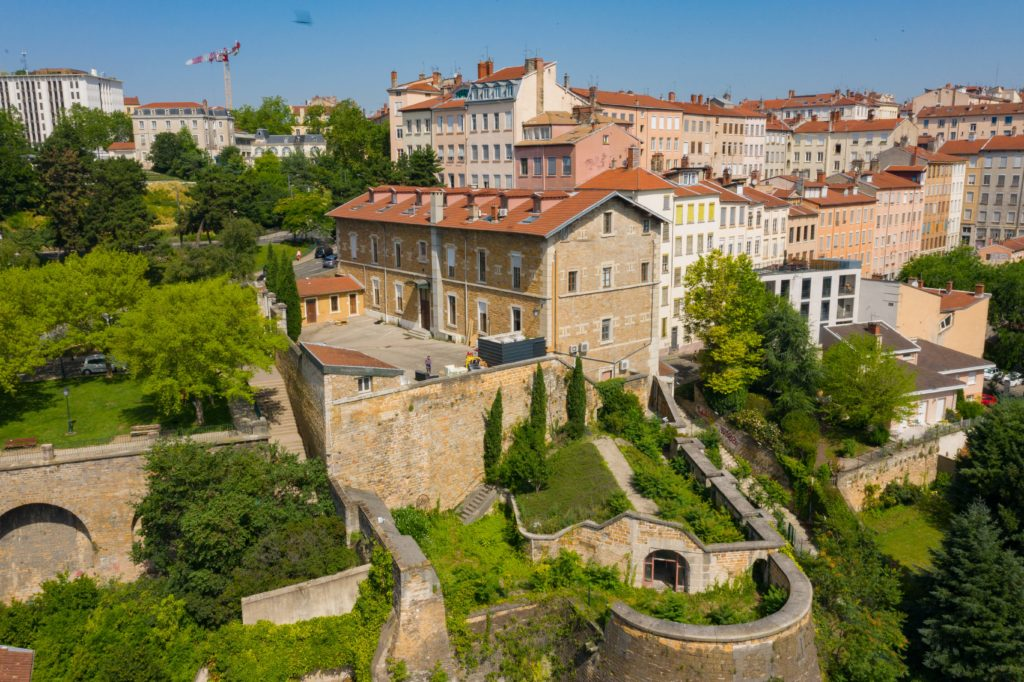 Fort Saint-Laurent, Lyon
